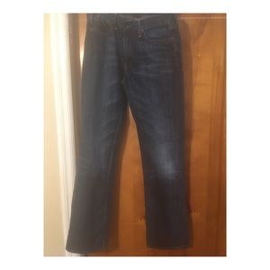 Lucky Brand Vintage Straight Jeans 30 x 34